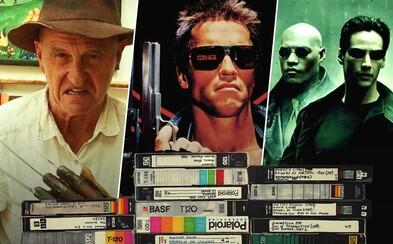 Nostalgický český dokument ti priblíži časy, kedy celý film daboval jediný človek a VHS-ky prešli cez viac rúk ako drogy