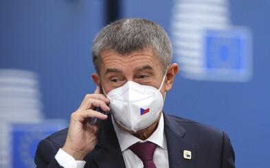 Nouzový stav v Česku se prodlouží do 20. listopadu