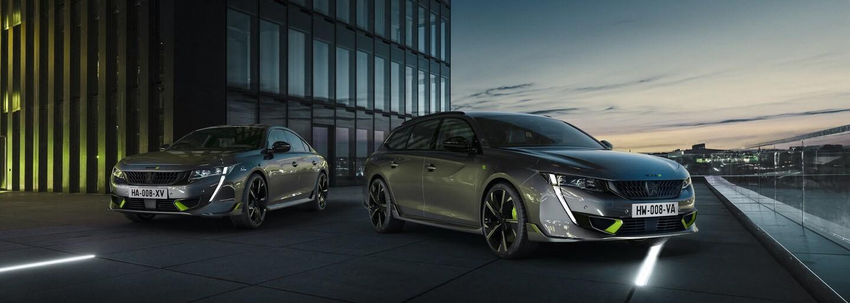 Nová 508-čka v ostrej verzii Sport Engineered je najvýkonnejší a najrýchlejší Peugeot súčasnosti