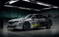 Nová 508 v ostré verzi Sport Engineered je nejvýkonnější a nejrychlejší Peugeot současnosti
