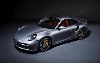 Nová 911-ka Turbo S má až 650 koní a stovku zvládne za 2,7 sekundy!