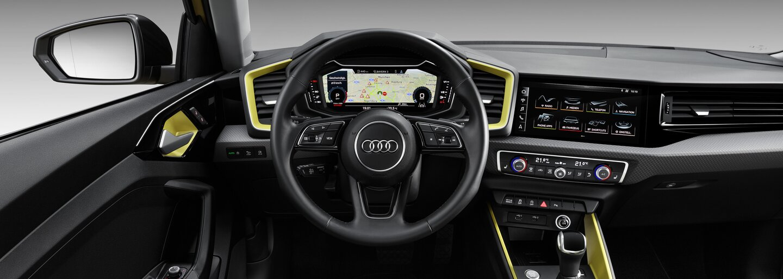 Nová A1 chce vyzývavými křivkami oslovit mladé publikum. Přivítejte nejmenší Audi
