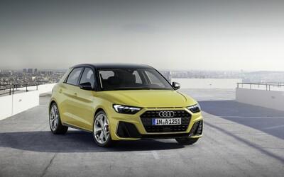 Nová A1-ka chce vyzývavými krivkami osloviť najmladšie publikum. Privítajte najmenšie Audi