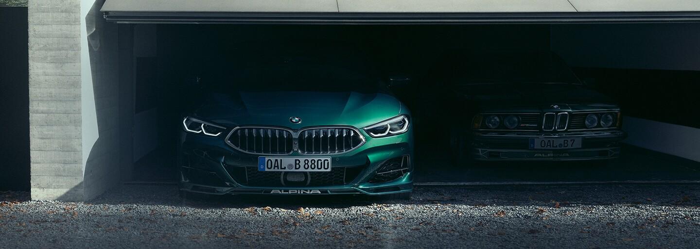 Nová Alpina B8 Gran Coupé je ešte výkonnejšia ako BMW M8, disponuje až 621 koňmi