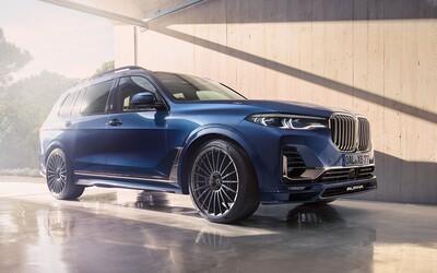 Nová Alpina XB7 s V8 o 612 koních je pro ty, kterým klasické BMW X7 nestačí