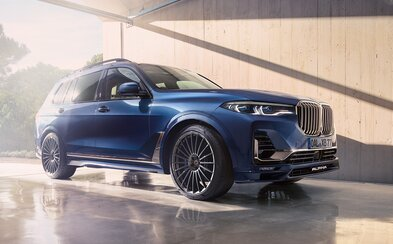 Nová Alpina XB7 so 621-koňovou V8-čkou je pre tých, ktorým klasické BMW X7 nestačí