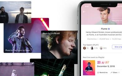 Nová aplikace chce lidi sblížit pomocí hudby. Je zdarma a nabízí 45 milionů skladeb