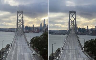 Nová aplikácia na iPhone automaticky odstraňuje nechcených ľudí či autá z tvojich fotiek. Exceluje pri dlhých expozíciách