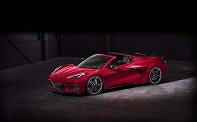 Nová Corvette je tady a s ní i revoluční změna koncepce. Silnou stránkou bude osmiválec a cenovka