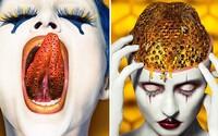 Nová kampaň na American Horror Story v lidech spouští nechutnou fobii. Pokud se bojíš dírek, na propagační materiály by ses neměl dívat