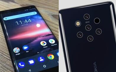 Nová Nokia bude mať ako prvá na svete 5 fotoaparátov. Nemala by stáť viac než 1000 €