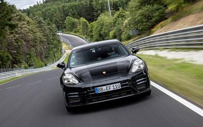 Nová Panamera Turbo je oficiálne najrýchlejším luxusným automobilom na svete