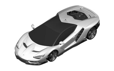 Nová pýcha Lamborghini s futuristickým designem a cenovkou 60 milionů Kč odhalena únikem!