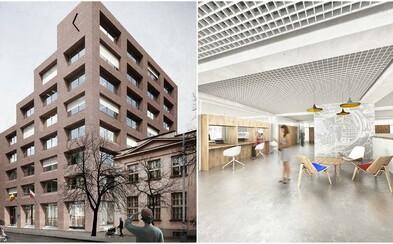 Nová radnice pro Prahu 7 se začne budovat již v létě. Podívejte se, jak bude budova za více než 150 milionů korun vypadat