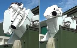 Nová ruská laserová zbraň zničí svoj cieľ za zlomok sekundy. Armáda ju aktívne používa už niekoľko mesiacov