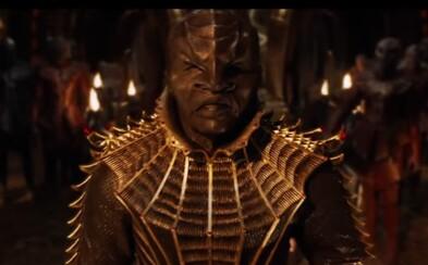 Nová série Star Treku nabídne odlišnou podobu Klingonů, propracovaný vizuál a řadu nových postav