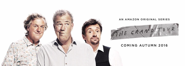 Nová show Clarksona, Hammonda a Maya ponesie názov The Grand Tour. Prvé epizódy uvidíme už na jeseň