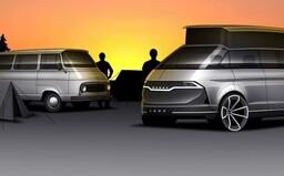 Nová Škoda 1203: Takto by legenda vypadala podle dnešních trendů.