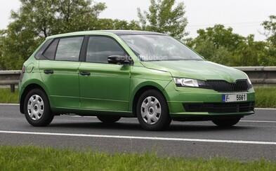 Nová Škoda Fabia prichytená pri testovaní! Veľké zmeny nečakajte