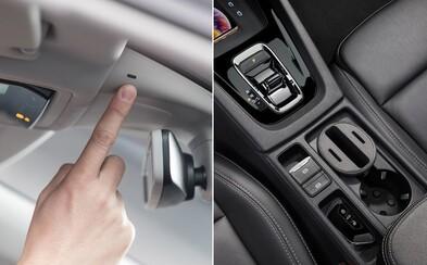 Nová Škoda Octavia je preplnená Simply Clever riešeniami. Toto sú tie najužitočnejšie