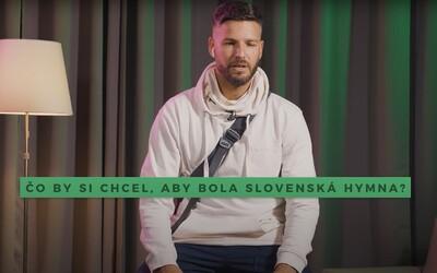 Nová slovenská hymna by mala byť track od Kaliho, odkazuje Ego. Pri akej príležitosti si dnes púšťa Žijeme len raz?