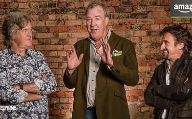 Nová show Clarksona, Hammonda a Maye bude mít neuvěřitelný rozpočet. Moderátoři mají k dispozici téměř 230 milionů eur