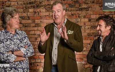 Nová šou Clarksona, Hammonda a Maya bude mať neuveriteľný rozpočet. Moderátori majú k dispozícii takmer 230 miliónov eur