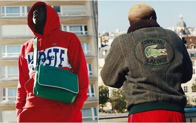 Nová spolupráca Supreme x Lacoste potvrdzuje, že športová elegancia skutočne existuje
