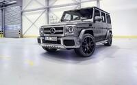 Nová technika, vyšší výkon a modernější look pro žijící legendu, Mercedes-Benz třídy G