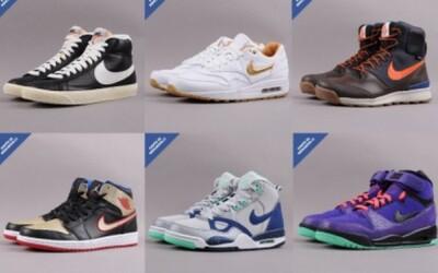 Nová várka tenisiek Nike pre naše končiny