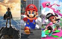 Nová Zelda větší než Skyrim, Mario v New Yorku nebo barvitý Splatoon 2. Jaké exkluzivity si zahrajeme na konzoli Nintendo Switch?