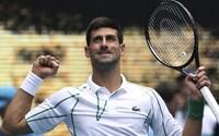 Novak Djokovič odmieta očkovanie. Mám svoj vlastný názor a nemyslím si, že ho niekedy zmením, tvrdí tenista
