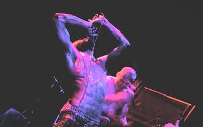 Nové album Death Grips je tady. Figuruje na něm režisér Shreka nebo basák skupiny Tool