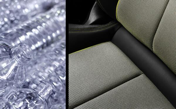 Nové Audi A3 dostane poťahy sedadiel vyrobené z recyklovaného materiálu