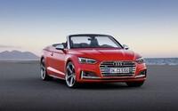 Nové Audi A5 prichádza o strechu. Nechýba vrcholná verzia S5 Cabriolet s 354 koňmi či unikátny mikrofón