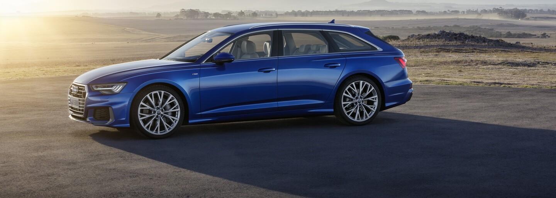 Nové Audi A6 prichádza v praktickej podobe. Avant púta dynamickejšími a štýlovejšími krivkami