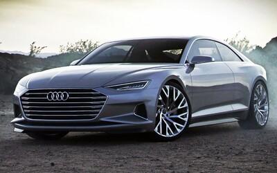 Nové Audi A8 přijde až v roce 2017, dostane autonomní řízení a S8 až 585 koní