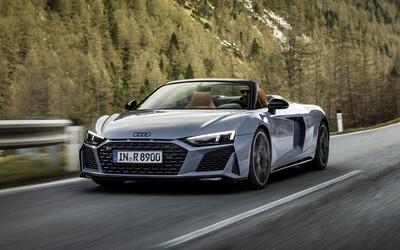 Nové Audi R8 možná přece jen přijde, díky hybridizaci motoru V8 přitom může mít až kolem 700 koní