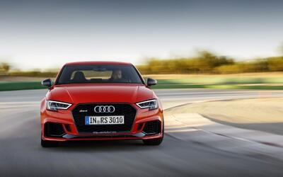 Nové Audi RS3 Sedan s 400-koňovým 5-valcom sa stáva výkonnostným kráľom svojho segmentu!