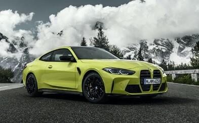 Nové BMW M3 a M4 sú tu. Dostali kontroverznú masku a najsilnejší benzínový šesťvalec v histórii značky