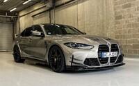 Nové BMW M3 má po úpravě AC Schnitzer až 590 koní a ještě výstřednější zevnějšek