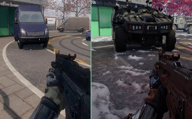 Nové Call of Duty: Black Ops III vyzerá na starých konzolách oproti novým otrasne. Pozrite si porovnanie