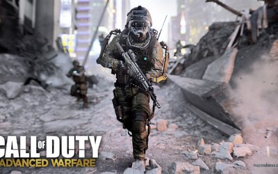 Nové Call of Duty s Kevinom Spaceym predstavuje nový trailer plný futuristického gameplayu