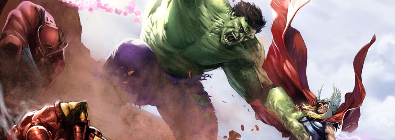 Nové concept arty odhaľujú gladiátorský súboj Thora s Hulkom, ako i futuristickú Wakandu zo sólovky Black Panthera