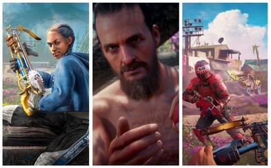Nové Far Cry v RPG kabáte ťa zavedie do sveta zničeného jadrovými bombami. Ponúkne silné ženské záporáčky