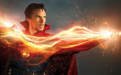 Nové fotky a info k Doctorovi Strangeovi s Cumberbatchom odhaľujú Mikkelsena ako záporáka, o čom film bude?
