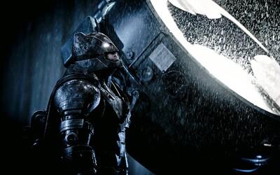 Nové fotografie z Batman v Superman predstavujú hlavné mužské postavy