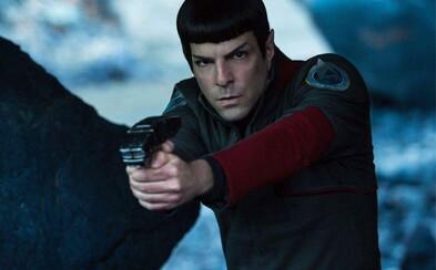 Nové fotografie zo Star Treku odhaľujú osud posádky Enterprise či krásnu Sofiu Boutellu