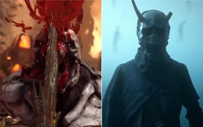 Nové hry z E3 2019: Zabíjanie náckov a démonov v Doom a Wolfenstein či next-gen hororový mindfuck z Tokya