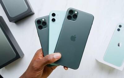 Nové iPhony 11 jsou podle prvních reakcí totální hit. Výdrž a vylepšené fotoaparáty schovají androidy do kapsy